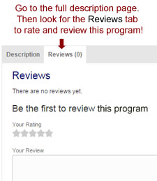 rate and review programs