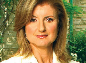 Redefining Success And Thriving with Arianna Huffington