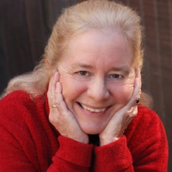 The Creative Process: A Visit with a Writer with Mary Mackey, Ph.D.