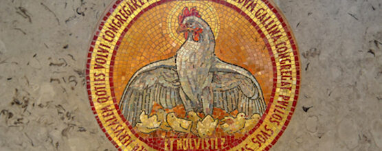 Editor's Desk: Mother-Work: God Is Like A Mother Hen