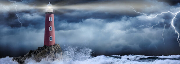 Finding Our Guiding Light In Turbulent Seas